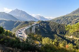 Alpenvereine fordern Verkehrswende für den Alpenraum