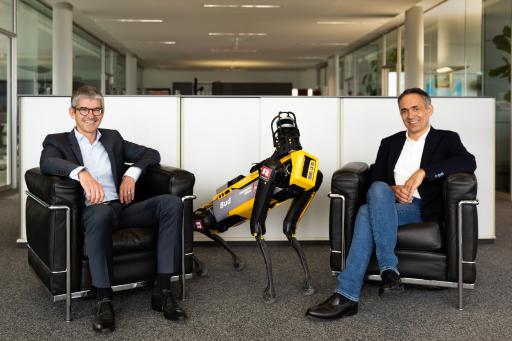 Mag. Ernst Thurnher und DI Hubert Rhomberg, die Geschäftsführer der Rhomberg Gruppe, ließen das vergangene und erneut erfolgreiche Geschäftsjahr 2019/20 Revue passieren.