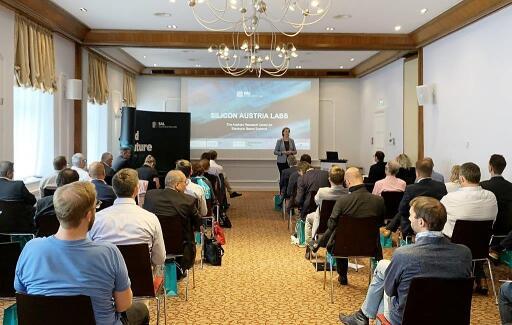An der SAL Roadshow in Graz nahmen rund 15 steirische Betriebe teil.