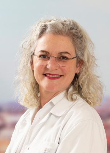 Prim.a Univ.-Prof.in Dr.in Petra Apfalter, Leiterin des Institutes Hygiene, Mikrobiologie und Tropenmedizin am Ordensklinikum Linz