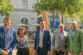 NEOS Wien/Wiederkehr: Patenschaft für 100 Flüchtlingskinder