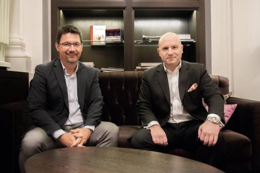 Setzt sich sehr für junge Menschen ein: Dr. Florian Koschat, Investmentbanker und CEO von PALLAS CAPITAL
