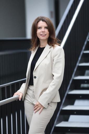 Birgit Edlinger - Key-Account-Managerin