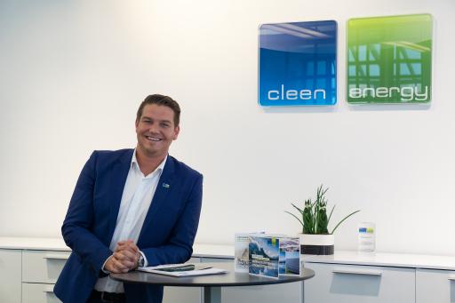 CEO Lukas Scherzenlehner