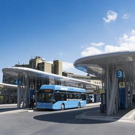 100 Tage-Bilanz: WSW-Wasserstoffbusse auf Erfolgsspur (FOTO)
