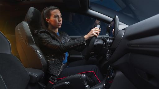 """Neuer Puma ST wird interaktiver Filmstar: Ford stellt sein Performance Crossover-SUV mit neuartiger Filmreihe vor / FORD_PUMA_ST_REVEAL_FILMGRAB_4 / Weiterer Text über ots und www.presseportal.de/nr/143363 / Die Verwendung dieses Bildes ist für redaktionelle Zwecke honorarfrei. Veröffentlichung bitte unter Quellenangabe: """"obs/Ford Motor Company (Austria) GmbH"""""""