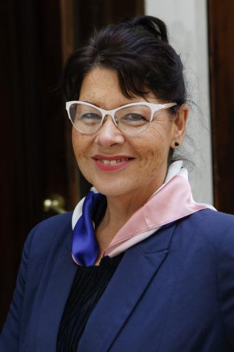 Mona Elzayat, MSc, Präsidentin Europa Donna Austria