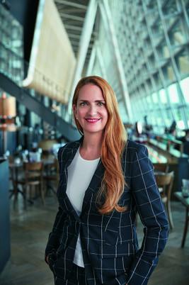 Manuela Staub vom Flughafen Zürich ist Unternehmenssprecherin des Jahres in der Schweiz (FOTO)