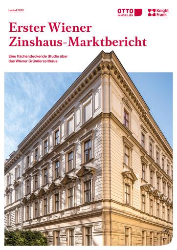 Zinshaus-Marktbericht von Otto Immobilien: 2. Halbjahr deutlich stärker