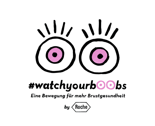 Kampagnenvisual #watchyourboobs