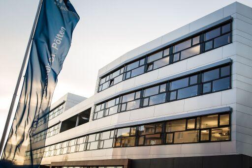 Gebäude FH St. Pölten