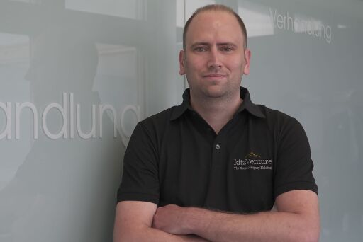 Patrick Landrock, Geschäftsführer kitzVenture GmbH