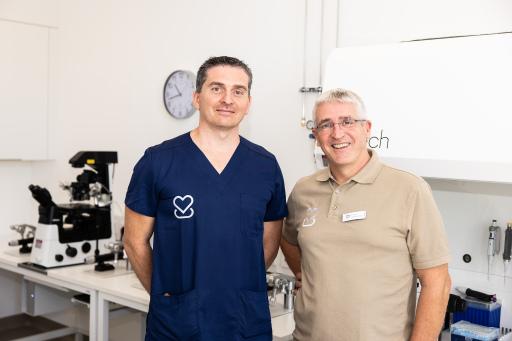 https://www.apa-fotoservice.at/galerie/23874 Im Bild v.l.n.r. Mag. Dr. Reinhard Schwarz, Dr. med. Leonhard Loimer