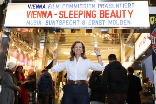 Geschäftsführerin der Vienna Film Commission Marijana Stoisits
