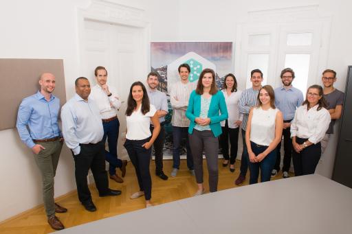 HYDROGRID GmbH Mitarbeiter Wien