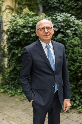Verbandspräsident Prim. Dr. Josef Macher