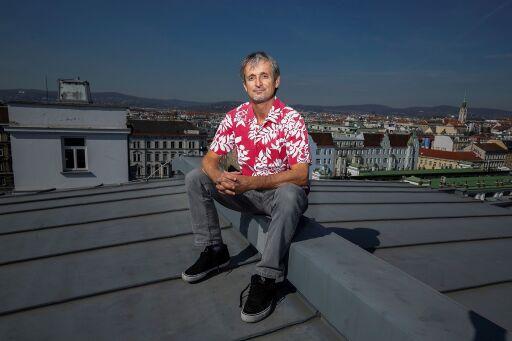 Hans-Peter Hutter, Facharzt für Hygiene und Mikrobiologie