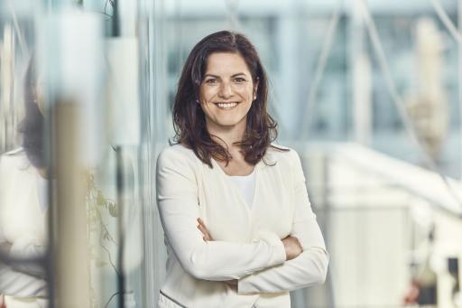 Direktorin Susanne Baumann-Söllner