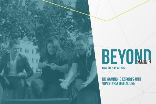 Kernteam von BEYOND GAMING.