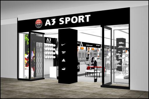 Mit A3 SPORT als neuem Partner stärkt SPORT 2000 seine Präsenz in Tschechien und der Slowakei.