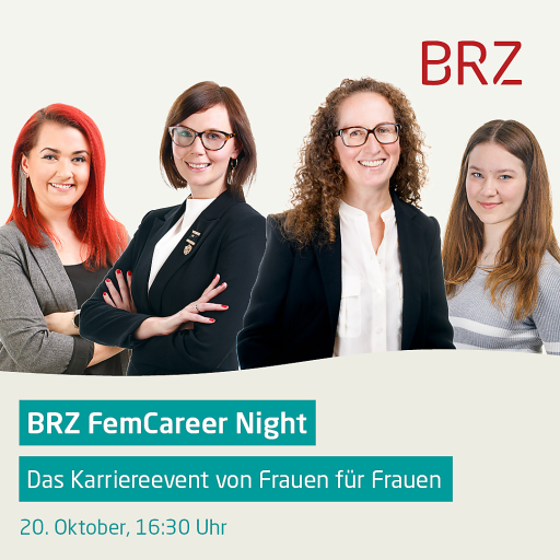 BRZ FemCareer Night Instagram Werbesujet