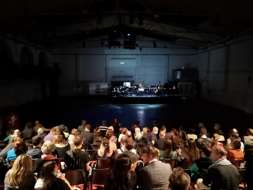 sirene Operntheater: Kammeropernfestival im F23.wir.fabriken: Publikum