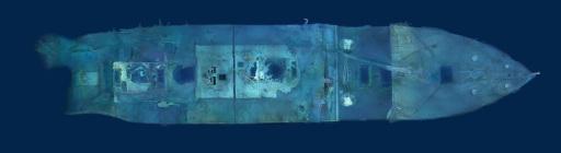 """""""Enthüllt: Geheimnisse der Meere"""" zieht virtuell den Stöpsel und begibt sich auf eine faszinierende Reise, um die Mysterien am Boden der Meere zu lüften. (© National Geographic) / Weiterer Text über ots und www.presseportal.de/nr/107804 / Die Verwendung dieses Bildes ist für redaktionelle Zwecke honorarfrei. Veröffentlichung bitte unter Quellenangabe: """"obs/National Geographic"""""""