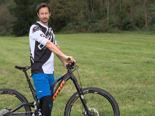 Roland Gutzinger, der neue Radkoordinator vom Millstätter See/Bad Kleinkirchheim/Nockberge, ist begeisterter Mountainbiker.
