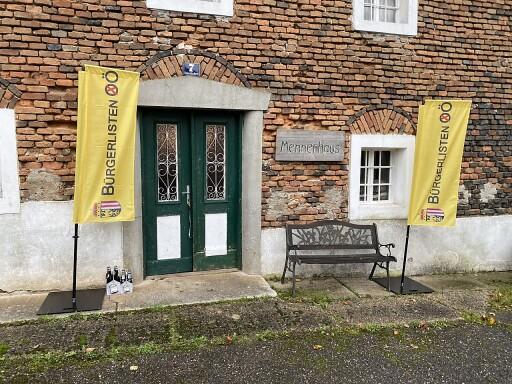 """Das """"Mennerhaus"""" in Zell am Pettenfirst ist ein historischer Tagungsort in OÖ."""
