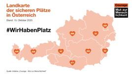 """Österreich hat über 3.000 """"sichere Plätze"""" für Menschen aus Moria"""
