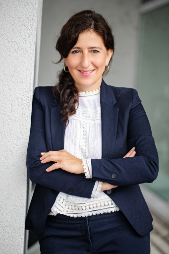 Mag. Aliki Bellou, seit 01.07.2020 neue Standortleiterin KSV1870 Salzburg