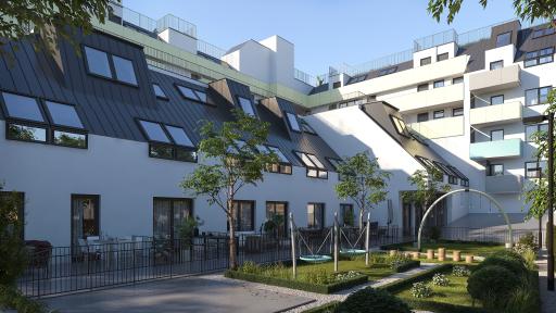 WAG 115-117 - Innenhof