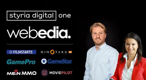 styria digital one vermarktet ab sofort Webedia