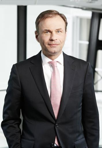 Raiffeisen Landesbank Kärnten, Vorstandsvorsitzender Peter Gauper