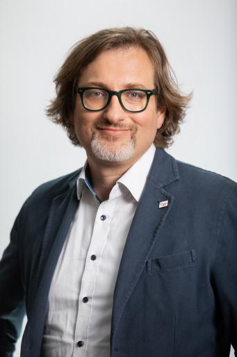 Vizepräsident Architekt Bernhard Sommer