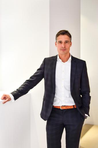 Christian Schäfer, Vorstand LAUFEN Austria AG