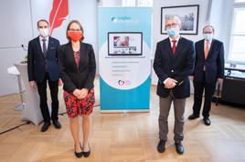 Kardiologen starten wissenschaftsbasierte Online-Plattform www.impfenschuetzt.at