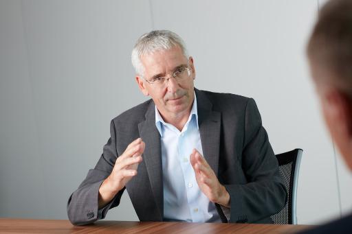 Thomas Karall, kaufmännischer Vorstand Austrian Power Grid (APG)