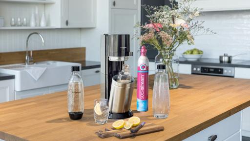 """SodaStream launcht neue Wassersprudler-Generation """"DUO"""" – praktisch, stylisch, umweltbewusst!"""