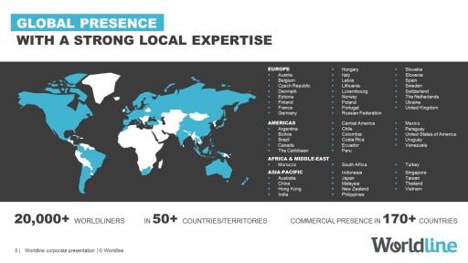 Worldline heißt Ingenico willkommen - und wird damit Europas neuer Zahlungsdienstleister von Weltklasse