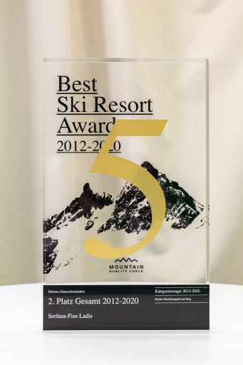 """Die international renommierte Verbraucherstudie BEST SKI RESORT ist die größte Kundenzufriedenheitsanalyse für Skigebiete im Alpenraum. Darin So führt die Tiroler Destination Serfaus-Fiss-Ladis zum fünften Mal das Ranking in der Kategorie """"Kinder- und Familienangebot"""" an."""