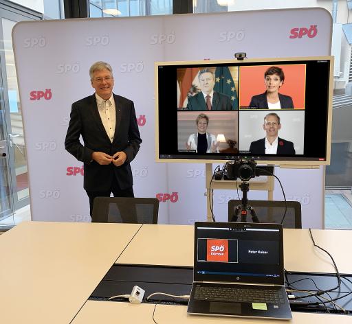 1. Digitale Kärnten-Konferenz