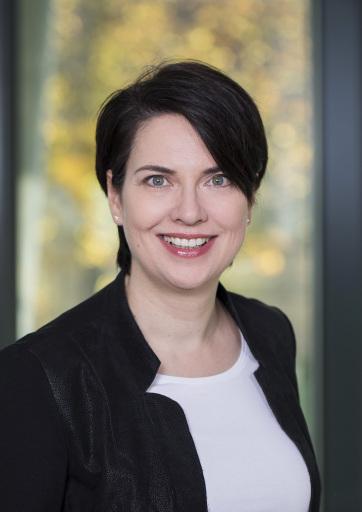 FH-Prof. Dr. Beate Huber, Leiterin des Kollegiums der FHWien der WKW