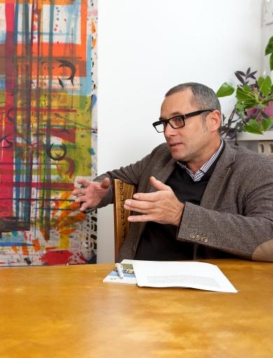 Peter Tappler fordert den Einsatz von mobilen Luftreinigern an Schulen