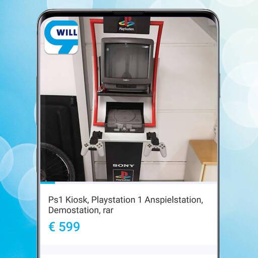Sony PlayStation-Check: So viel kosten die beliebten Konsolen auf willhaben