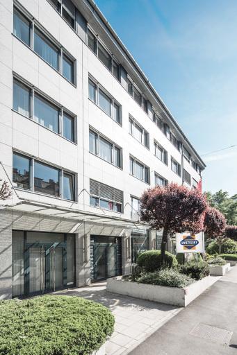 Zentrale der Swietelsky AG in Linz/Oberösterreich