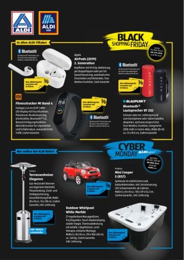 Black Shopping bei ALDI: Super Deals und Schnäppchen