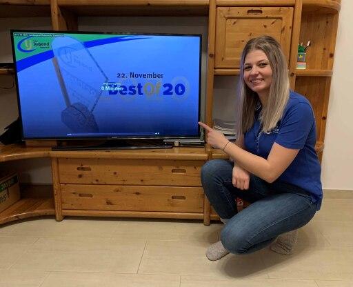 Rund 40.000 Mitglieder wurden mit dem Livestream des BestOf20 erreicht und konnten bequem von zu Hause aus zusehen.