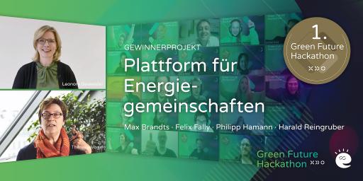 Gewinnterteam Green Future Hackathon