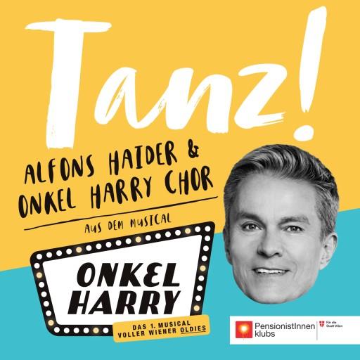 """Alfons Haider lanciert mit den Wiener Pensionistenklubs den Schlager """"Tanz!"""""""